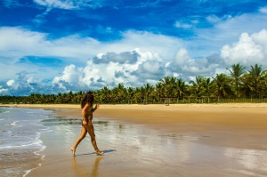 Trancoso, Brazil. My home away from home, and when I knew something was truly wrong. (photo credit, Leah Flippen)